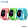 GSM SOS calling Watch GW300 Wonlex gps smart watch tracker/analog gps watch