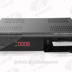 High speed car TV box supports DVB-T2/T HD digital TV with 135m/H in Russia 4 antenna 4 tuner