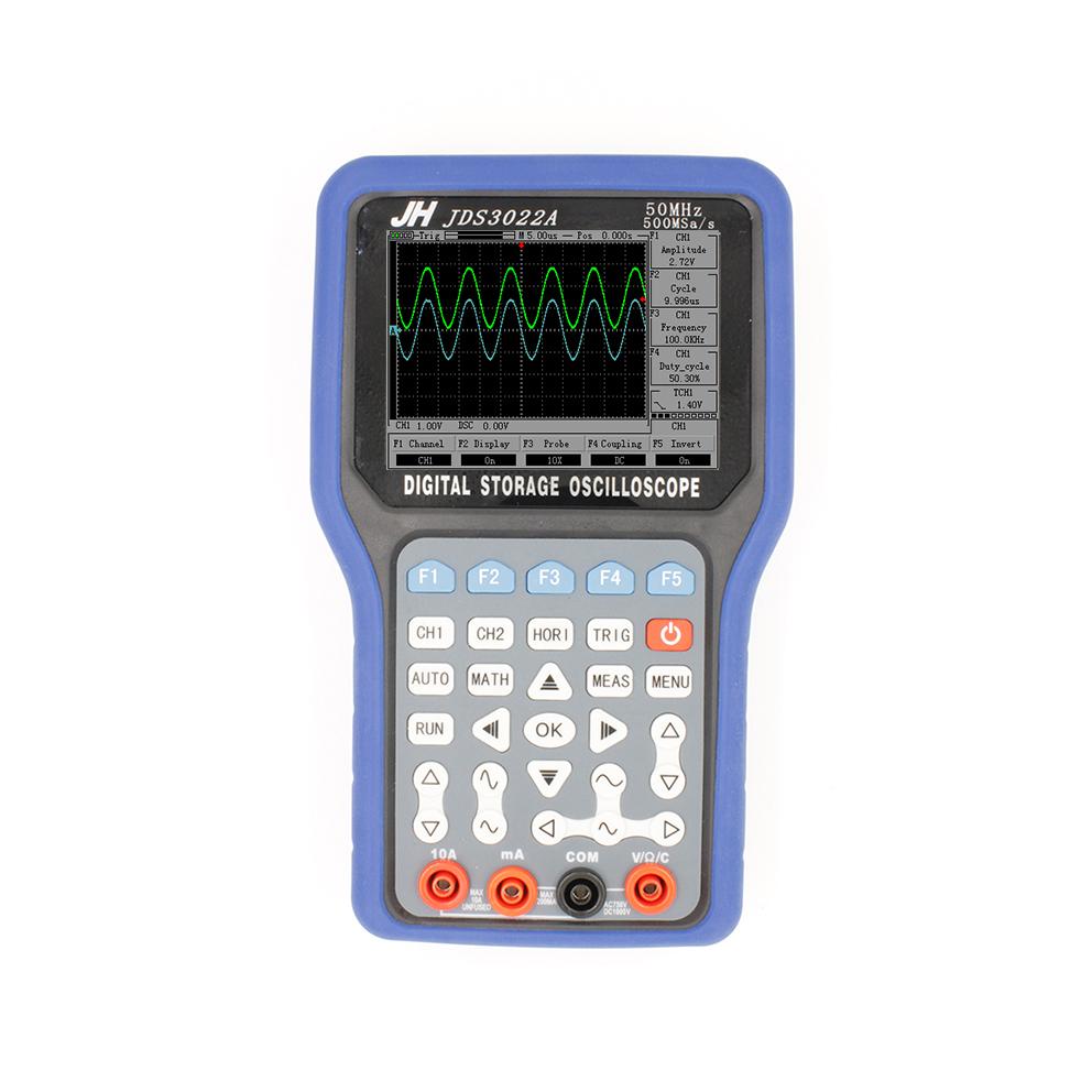 Digital GLCD Oscilloscope