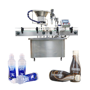 JB-XG after-sale service plastic double heads capping machine bottle capper