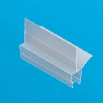 Shower rubber strip