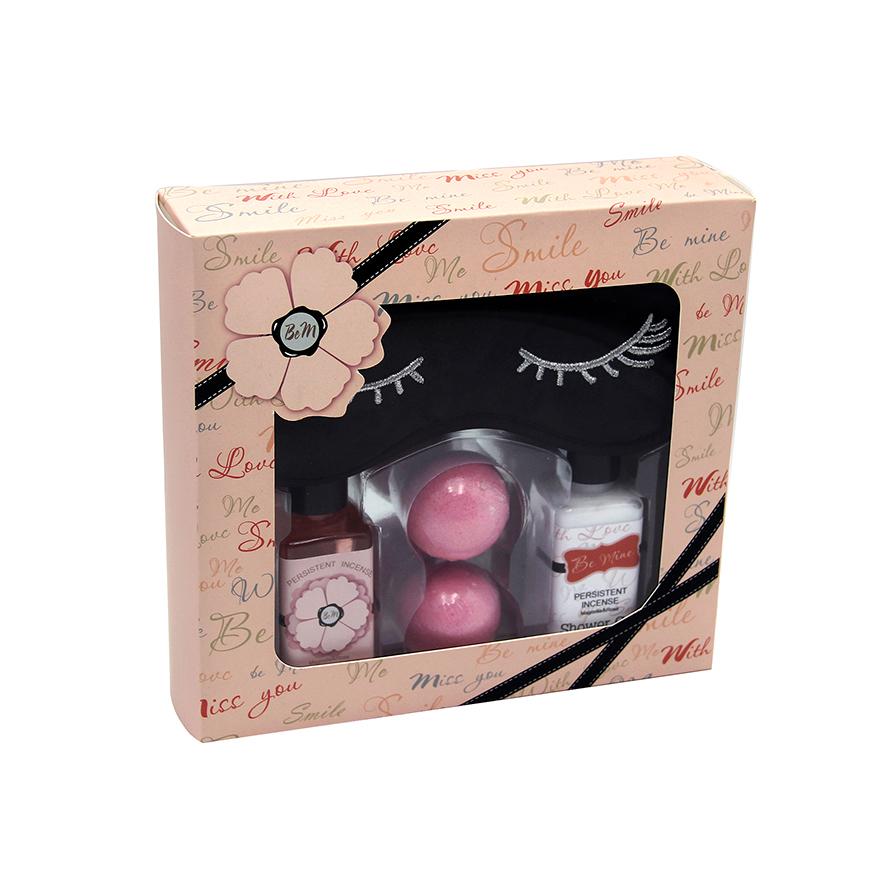Оптовая Продажа красоты OEM лосьон для тела спа ванна подарочный набор коробка