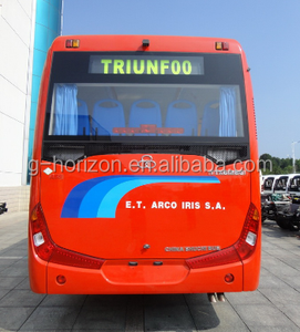 New man series 12 meter public transport bus