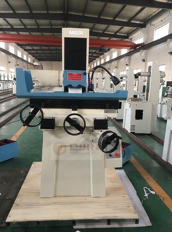 2018 high precision surface grinding machine M820 480x200 with CE approved