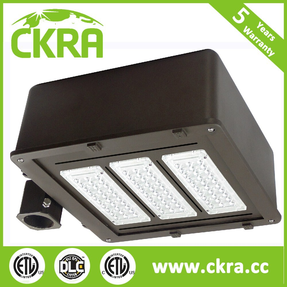 CE DLC UL Approved Retrofit Kit/LED Shoebox light Retrofit 90w led street lamp