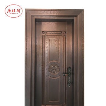 Standard Door Size Copper Interior Room