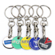 Canadian Shopping Cart Token Keychain, Trolley Caddy Coin Keychain