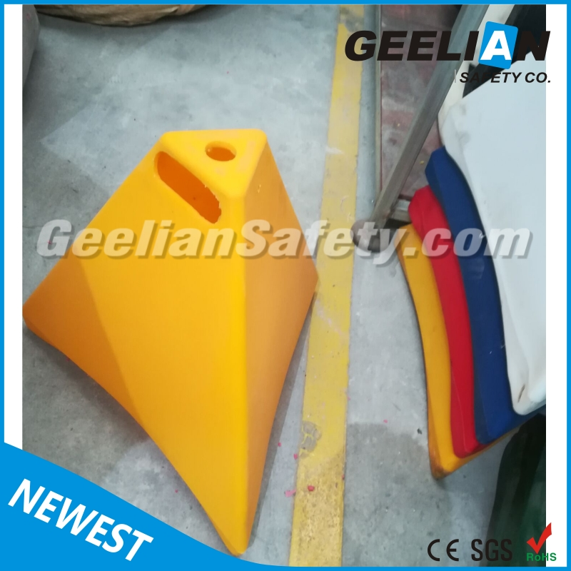 High Quality Colorful  PVC small traffic cones for sale