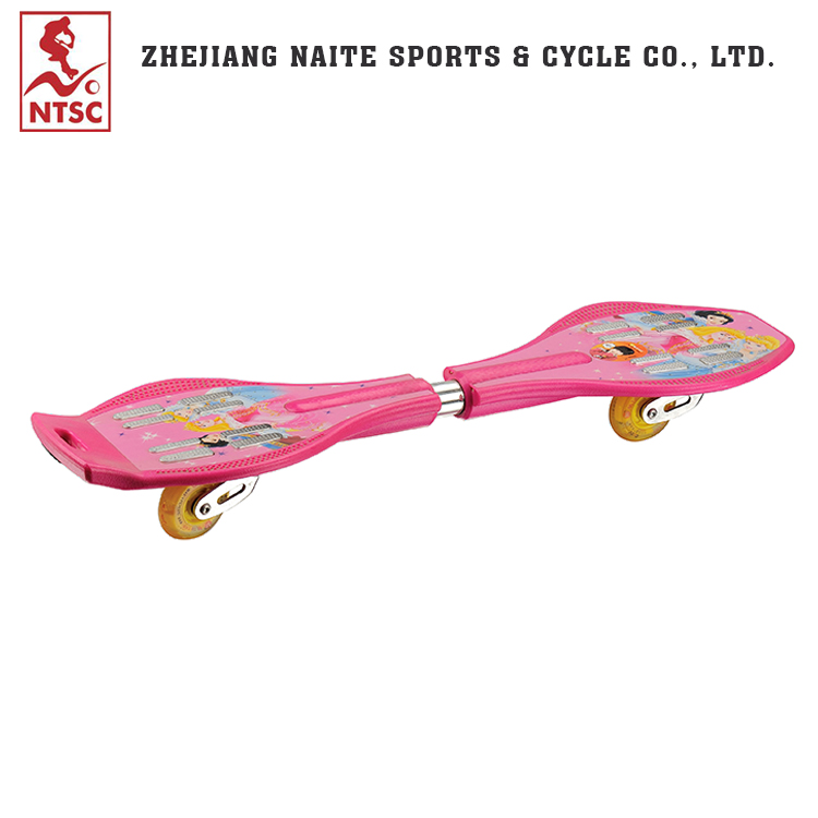 Cheap Wholesale Swing Snake Skateboard