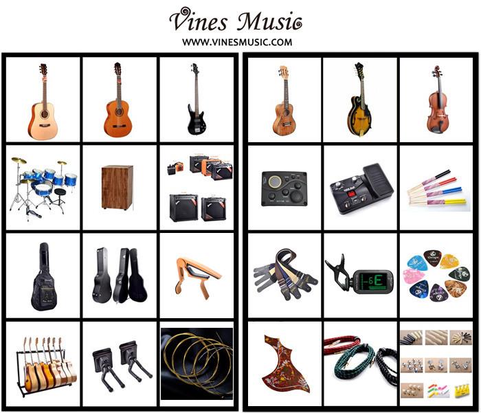 Groothandel en oem beste kabel voor gitaar, gitaar kabels, gitaar accessoires