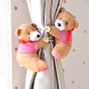 The plush little bear for Curtain Accessory