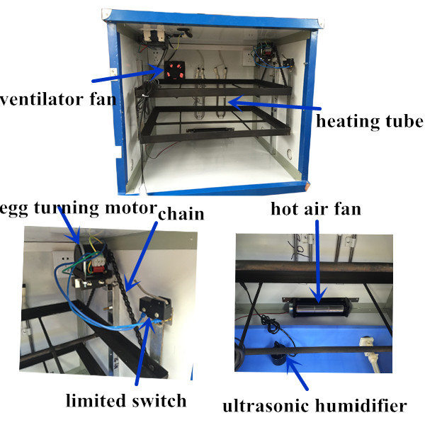 Best Price Poultry Incubator Egg Incubator 200 Chicken