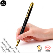 New free samples creative fountain pen ink custom pen with logo for Mental Business and Corporate Gift