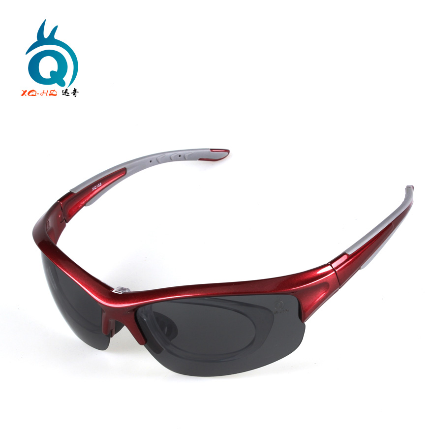 2016 OEM Optical Inserts Cycling Glasses 5 Lens Prescription Sport Glasses Interchangeable Sunglasses For Outdoor Sport, Customized