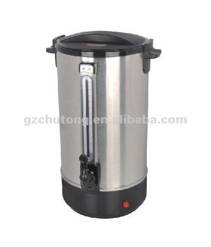 30l chauffe eau lectrique conservation de la chaleur seau pour caf th au lait et l 39 eau. Black Bedroom Furniture Sets. Home Design Ideas