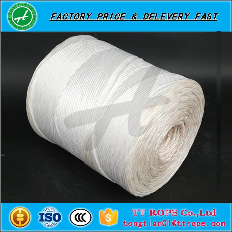 High quality agricultural banana string /tomato raffia twine pp baler twine / pp splitfilm twine colorful twine