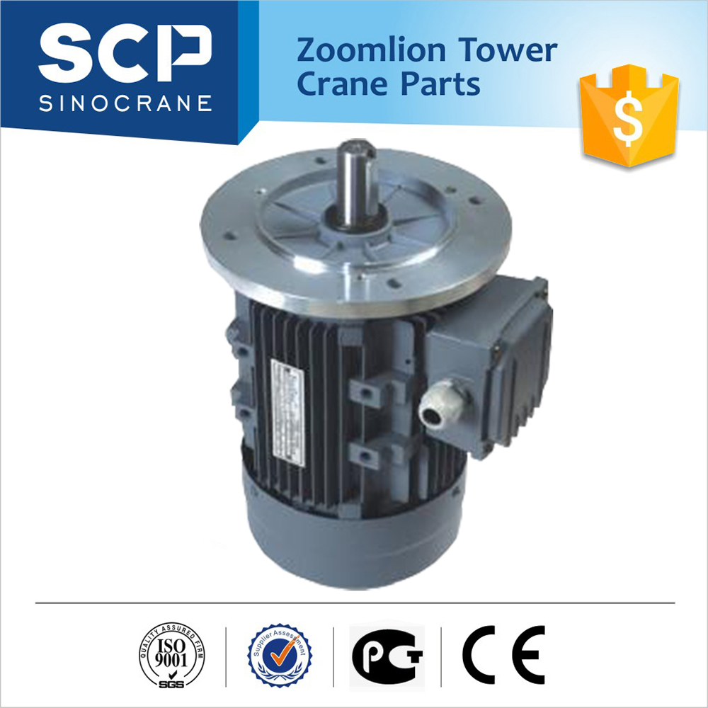 Tower crane spare parts,electric fan motor construction,tower crane hoist motor