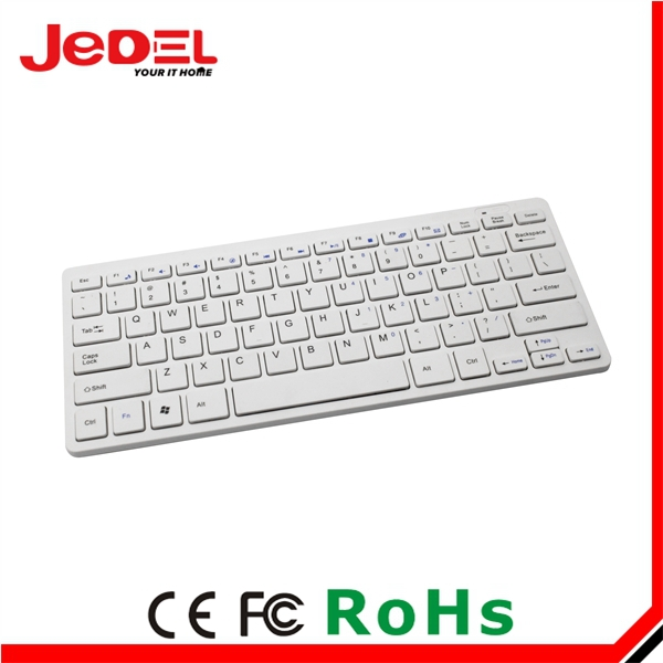 2014 Jedel keyboard manufacturer small wireless keyboard