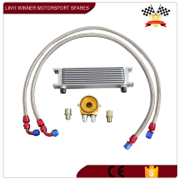 china leading manufacturer high pressure bar plate universal car oil cooler