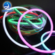 Led neon rope lights for garden lighting decoration 12 volt led strip