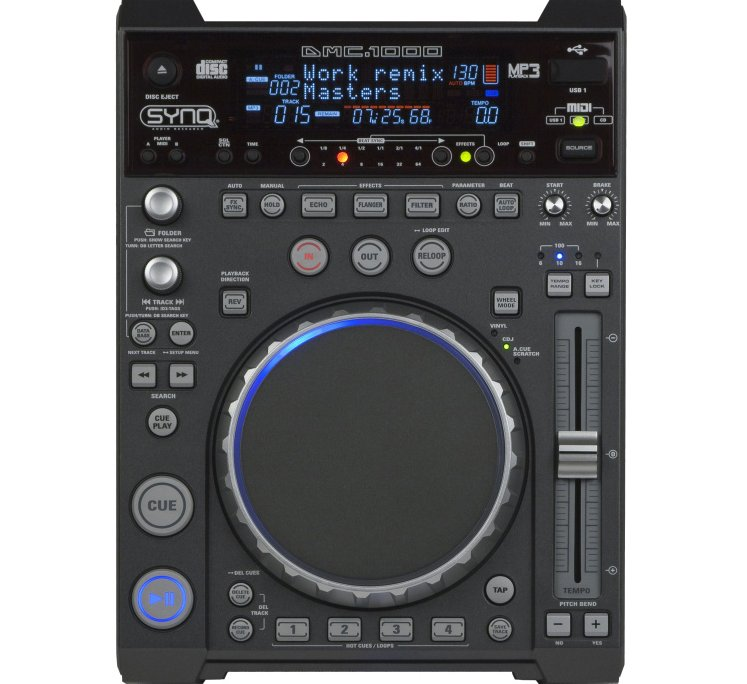 Digital CD Mp3 CDJ player