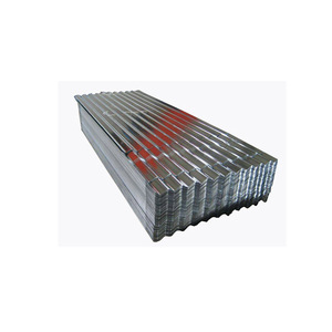 DX51D hot dip galvanized steel corrugated metal roofing sheet for shed Z30 Z60 Z80 Z120 Z180 Z275