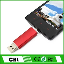 USB Flash Drive For Phone Computer , USB Memory Sticks 2.0 Interface , Android Phone Micro USB