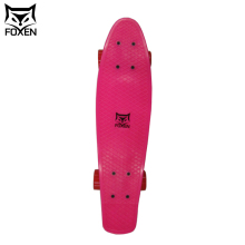 Fish Cruiser Board Skateboard Longboard Skateboard Wood