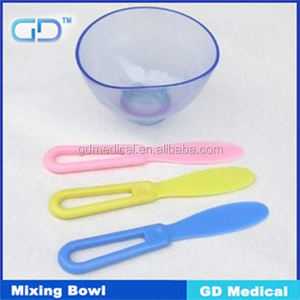 GD Medical CE Approved High Quality salon hair dye color whip mixing bowls