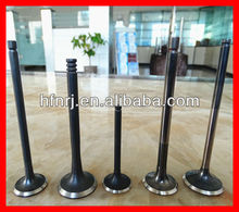 intake & exhaust engine valves for polo 1.4 (oem no.: in 036109601s & ex 036109611k)(factory-1990)