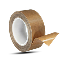 Amazon Top Selling Excellent Release Characteristics Splicing Tapes Ptfe Adhesive Fabric