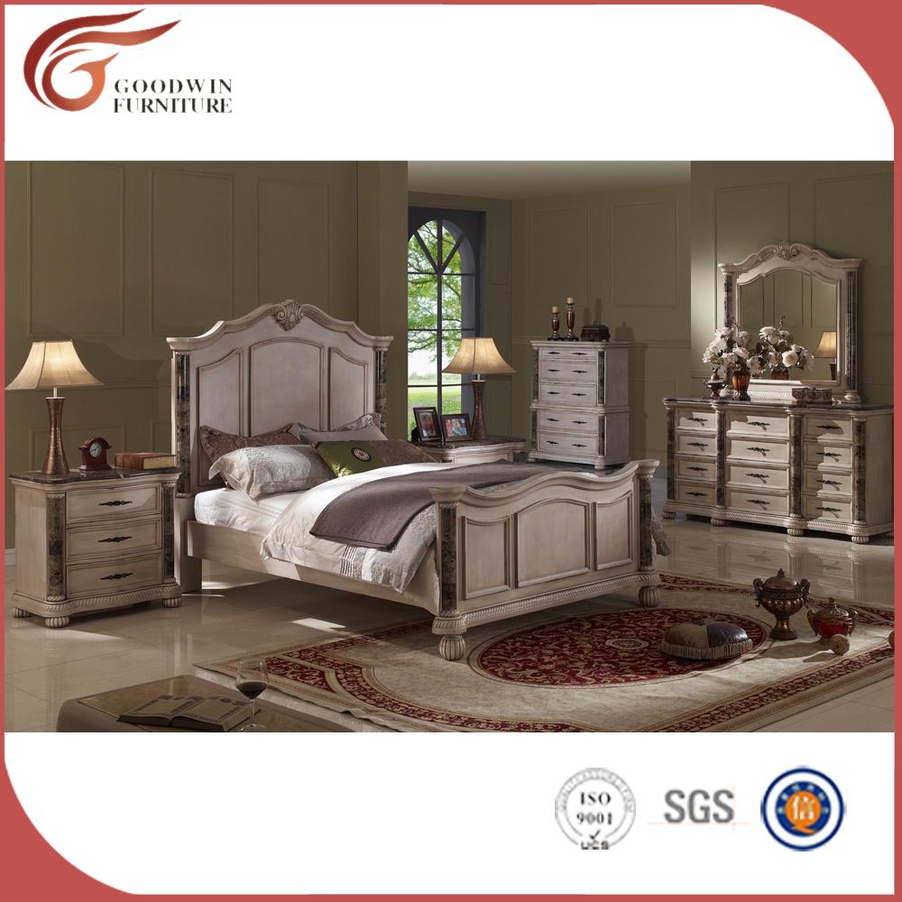 خشبي أثاث الفندق المحرز في فيتنام WA145-مجموعات غرف نوم