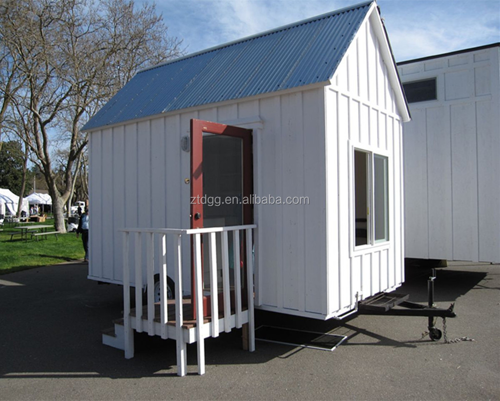 Ready Made Mobile Homes Decorative Small Prefab Tiny Houses For Sale