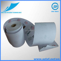 printer, fax machine, ATM and cash register paper rolls with thermal