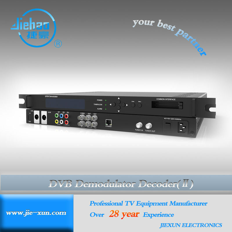 Conax/Irdeto Satellite Receiver/Decoder