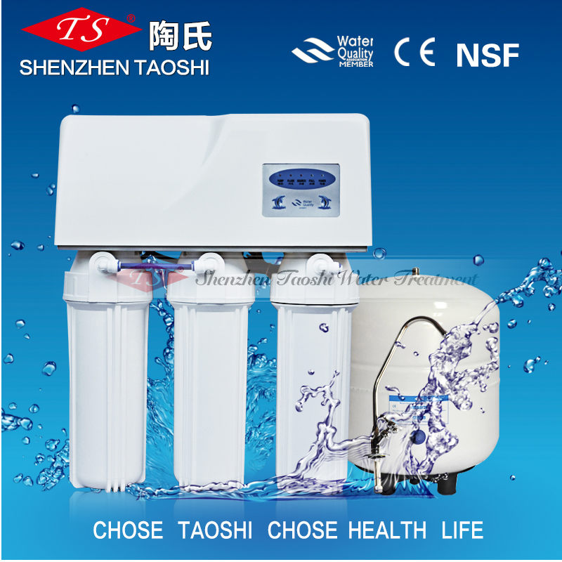 Hot selling RO water purifier Reverse Osmosis water filter and water dispenser