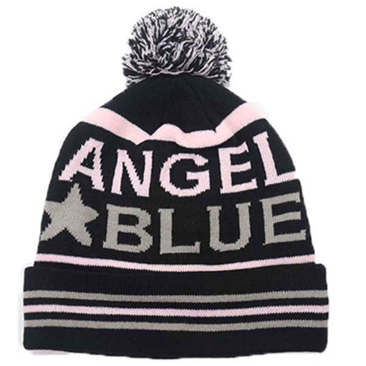 South Africa Beanie Hats winter Knit Pom Pom Beanie Hat Custom - Buy ... 78370973ca9