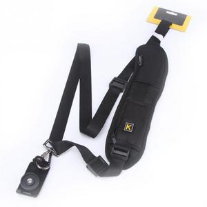 Kaliou Digital SLR DSLR Camera Belt Strap Quick Rapid Single Shoulder Sling Belt Neck Strap for CanonNikonSonyPentax