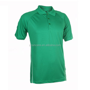 100% polyester dri fit casual custom colors men cheap polo shirt