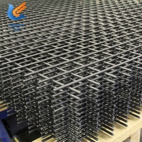 non galvanized welded wire mesh fencing