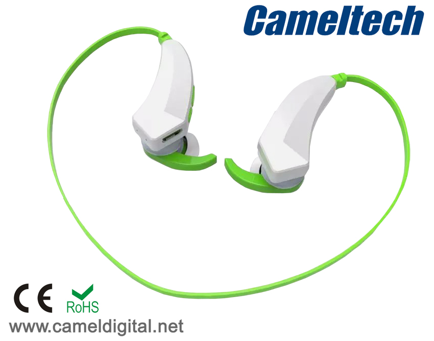OEM Mobile Phone Use and Wireless Communication Sports Stereo Wireless Bluetooth 4.0 Headset Earphone Headphone