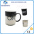 Magical ON/OFF Switch Color Changing Mug-Black US Seller