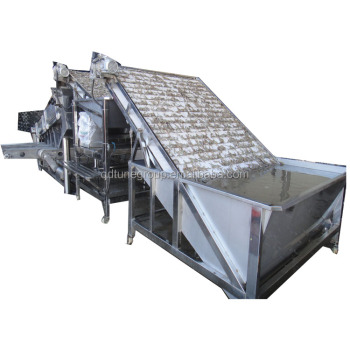 fish shrimp garding grader machine for sale