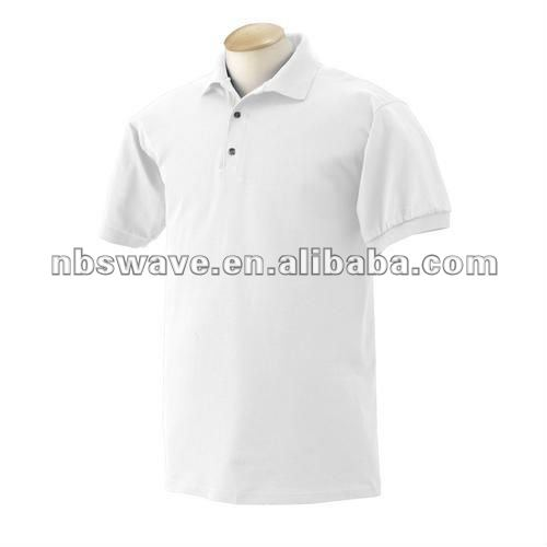 Men's Soft Cotton Jersy Polo 12007