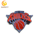 Custom Design Patch For NBA Baskeball New York Knicks Embroidery Patch