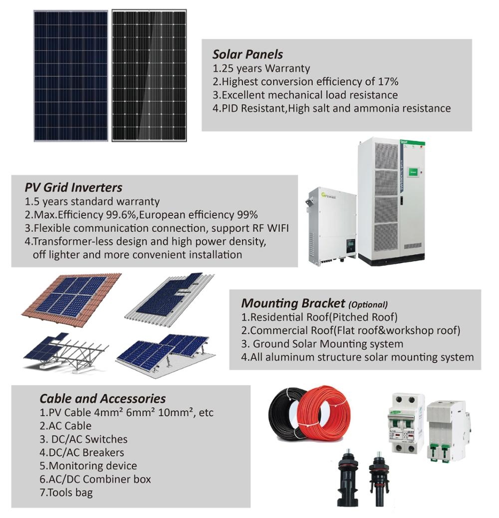 best design cheap price solar kit solar energy system 10kw 20kw 50kw home solar system for home use