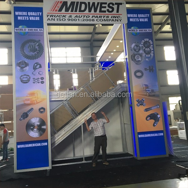 Exhibition Stand Parts : Saria offer two storey exhibition stands design stand exhibition