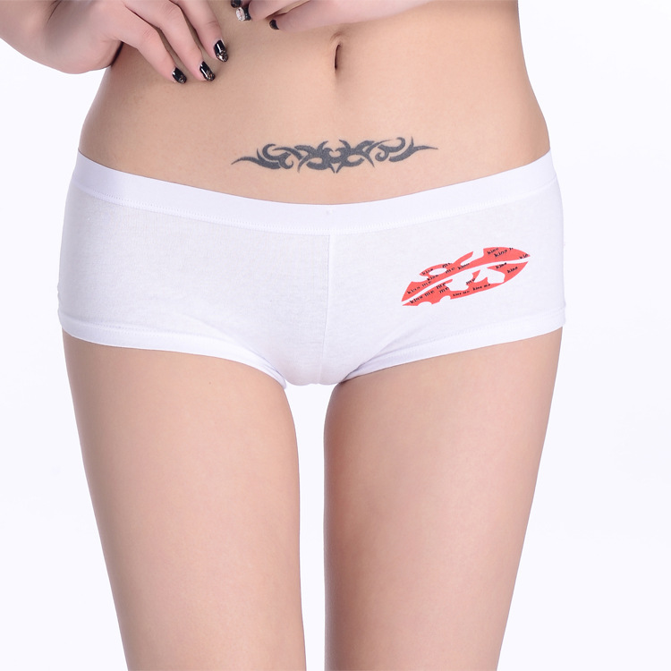 Sexy girls white cotton panties, japan fat sex photo
