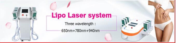 triple laser 650nm 780nm 940nm diode laser 3D lipo laser slimming lipolaser rapid slimming machine