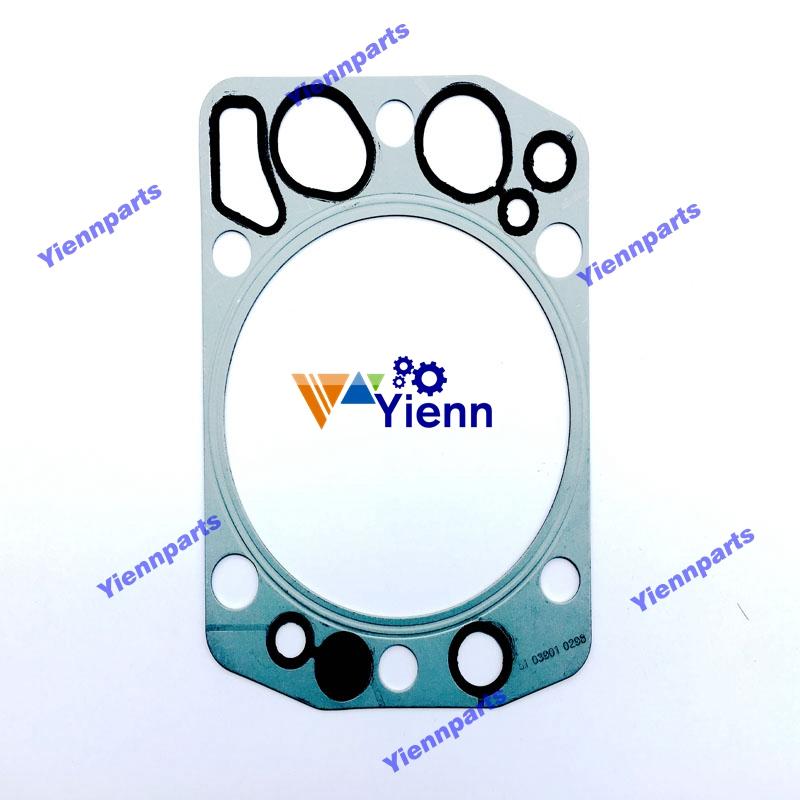 Fit for Yanmar 3TNA68 engine compelete cylinder head gasket kit